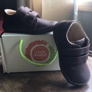 Livid + Luca Mocha Hayes dress shoe